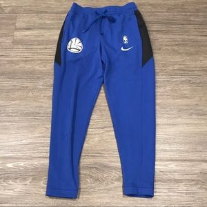 Nike NBA Golden State Warriors Joggers
